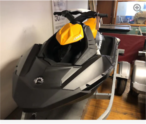 2018 Sea-Doo/BRP Spark 2UP 900ACE NO PAY 4/6 MONTHS