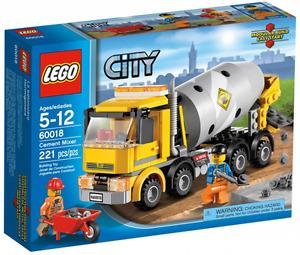 LEGO CITY 60018