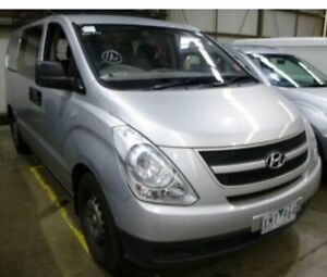 2010 Hyundai iLOAD TQ-V with LOW KM Silver 5 Speed Manual Van Cheltenham Kingston Area Preview