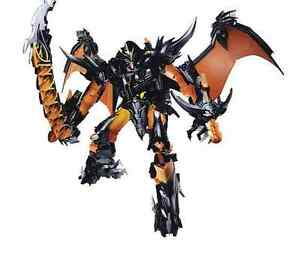 Transformers Beast Hunter PredaKing Ultimate Dragon Action Figure New / Sealed