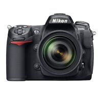Nikon D300s - with Battery Grip