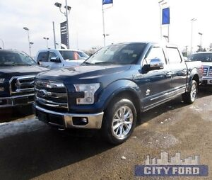 """2016 Ford F-150 4x4 SuperCrew 145"""" King Ranch"""