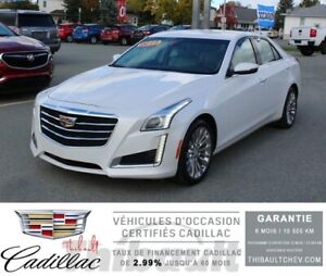 2015 Cadillac Berline CTS Traction intgrale Luxury