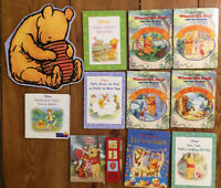 WINNIE THE POOH board books $2 each or all 11 for $15
