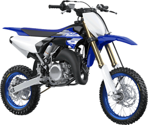 BRAND NEW FOR 2018! YAMAHA YZ 65!