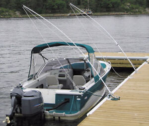 DOCK EDGE MOORING WHIPS 5000lbs - 3400-F (SET)*** HOME DELIVERY