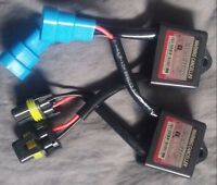HID Headlight System Capacitors - Warning Canceller - Pair, NEW