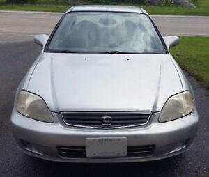 2000 Honda