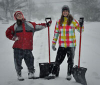 Lawn Angels Snow Removal Girls Winter Snow Removal Contract