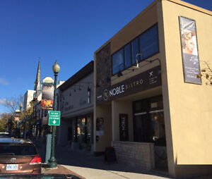 BUSINESS/OFFICE SPACE FOR LEASE DOWNTOWN OAKVILLE