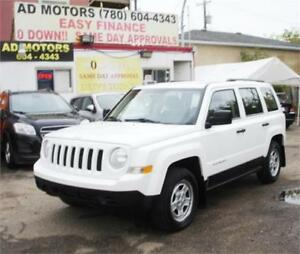 """""""NO ACCIDENT/SALE NOW""""   2012 JEEP PATRIOT SPORT 5 SPEED MANUAL"""