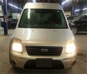 2012 FORD TRANSIT CON 2.0L AUTO A/C GROUP ELECT BLUETOOTH USB