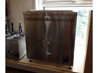 Luxury designed LPG jumbo water boiler. Ideal for outside caterers