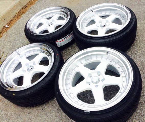 """Bmw Z4 Toronto: $699(Tax-In)- NEW 18""""Rotiform ROC Reps (5x120)- BMW3"""