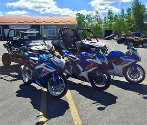 East Coast Motorsports, your one-stop powersports shop!
