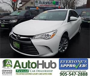 2016 Toyota Camry LE|POWER GROUP|REAR VIEW CAMER|TOYOTA WARRANTY