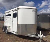 2018 Maverick 2 Horse Warmblood Size Slant Load Trailer w. Dress Smithers Skeena-Bulkley Area Preview