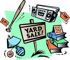 Simcoe Garage / Yard Sale Saturday, Sept 2 8AM-12PM 379 Colborne