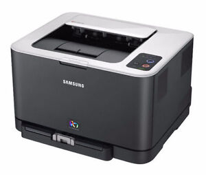 Samsung CLP-325W Color Laser Printer, in the box. $100