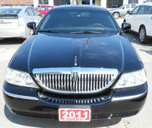 2011 Lincoln Town Car Sedan WINTER WARRANTY SPECIAL