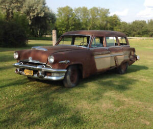 1954 Mercury Monterey Wagon project or parts