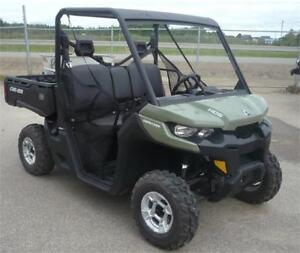 2017 Can Am ....BAD CREDIT FINANCING AVAILABLE!!