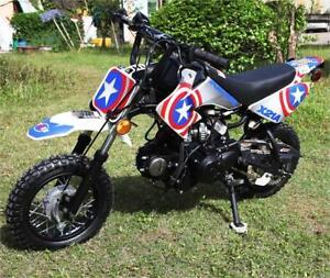 T4B Kids off road Dirt Bike Motocross 70cc 110cc Cool Graphics
