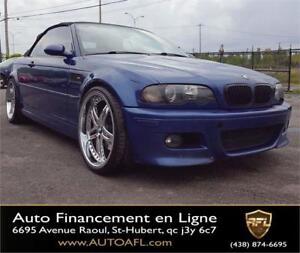 2002 BMW Série 3 M3 FINANCEMENT MAISON 119$ SEMAINE
