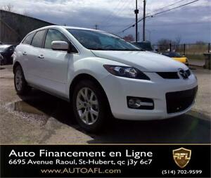 Mazda CX-7 GT 2009**4X4 / CUIR / TOIT OUVRANT**
