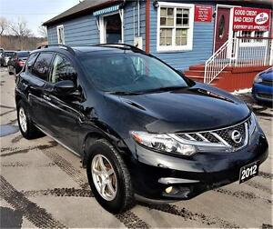 2012 Nissan Murano | Easy Car Loan Available For Any Credit !
