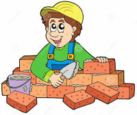 labourer for bricklayer