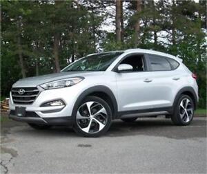 2016 Hyundai Tucson 1.6T Premium AWD|Heated Seats|Blind Spot Det