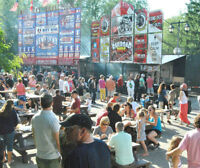 STRATFORD BLUES & RIBFEST: June 19,20 and 21, 2015