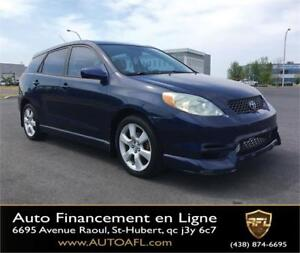 2003 Toyota Matrix XRS
