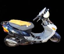 2 x Scooters for Sale - 1 x Kymco Filly & 1 x Vespa Topolini Woodvale Joondalup Area Preview