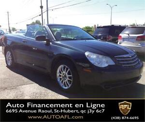 2008 Chrysler Sebring LX **CONVERTIBLE/AUTOMATIQUE/G.ÉLECT.**