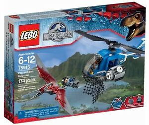 LEGO Jurassic World 75915 Pteranodon Capture , New, Sealed Edmonton Edmonton Area image 1