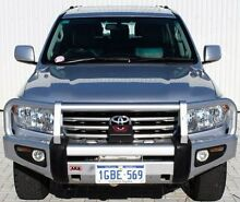 2008 Toyota Landcruiser  Silver Sports Automatic Wagon Embleton Bayswater Area Preview