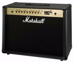 Amplificateur de guitare 100 WATT Marshall MG100FX