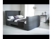 MP3 TV BED DOUBLE