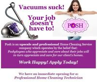 Up To $15.50/hr by Jan 1st! VACUUMS SUCK! DOES YOUR JOB HAVE TO?