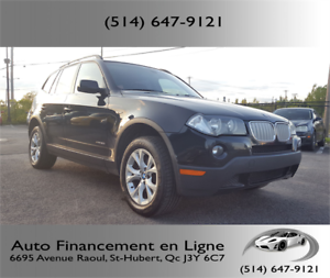 BMW X3 2009 **AUTOMATIQUE / EXCELLENTE CONDITION**