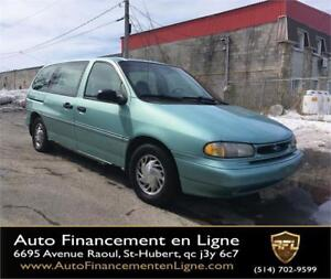 1996 FORD WINDSTAR **AUTOMATIQUE/7 PASSAGERS/PAS CHER**