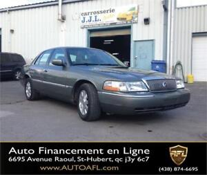 Mercury Grand Marquis 2003**SEULEMENT 102 000KM**