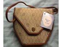 Dior Vintage Monogram Hand Bag