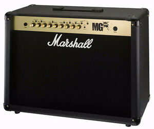 Amplificateur de guitare 100 WATT Marshall MG100FX