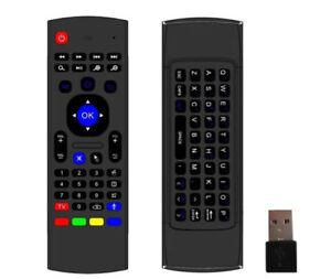 AIR MOUSE REMOTE FOR ANDROID BOX AND SMART TV