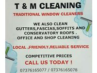 T & M CLEANING