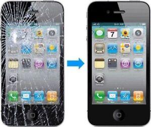 All Iphones broken crack Screen Repair - starts at $30
