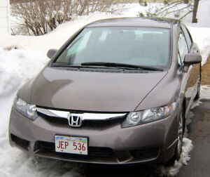 2009 Honda Civic EX-L LOW KMS REMOTE START, SUNROOF
